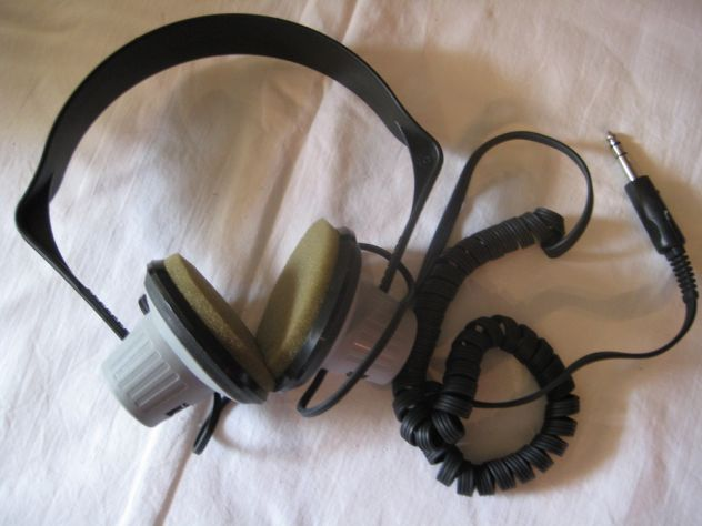 CUFFIE STEREOFONICHE SOUND ACUSTICAL DESIGN VINTAGE MADE IN ITALY - Foto 2