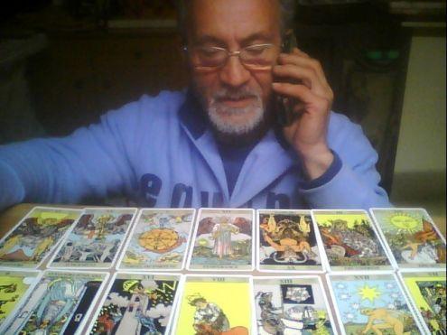 Eros, Cartomante Sensitiva, esperto cartomante con oltre 32 anni di interpr …