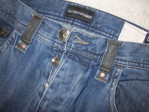 Pantaloni Armani Jeans originali nuovi senza etichetta