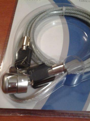 Cable Lock ancora imballato
