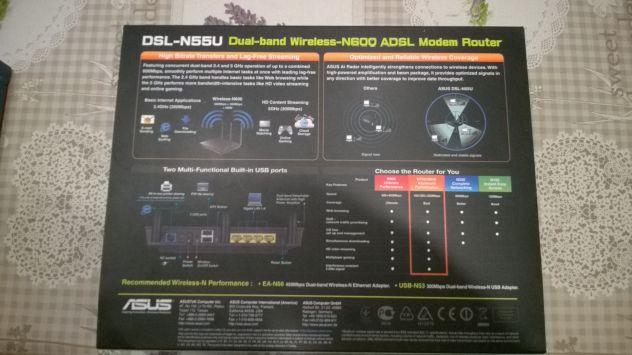 Modem router Asus - Foto 2