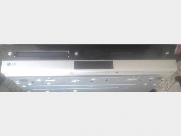 Lettore dvd/vcr LG v190 con telecomando Usato