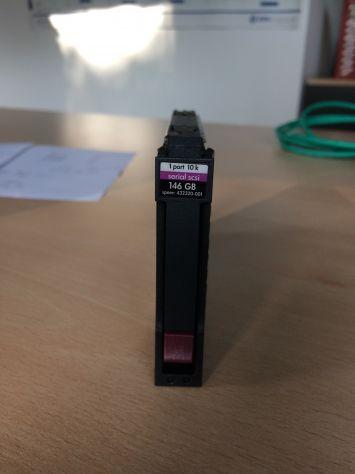 Hard-Disk Sas Hp Compaq 146Gb per Proliant. - Foto 4