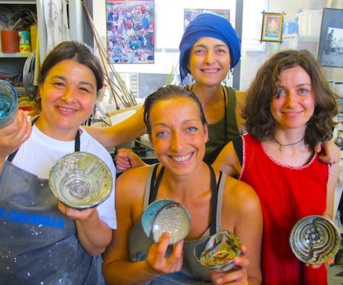 Corsi di Ceramica, Pittura, Scultura e Raku a Bologna - Foto 4