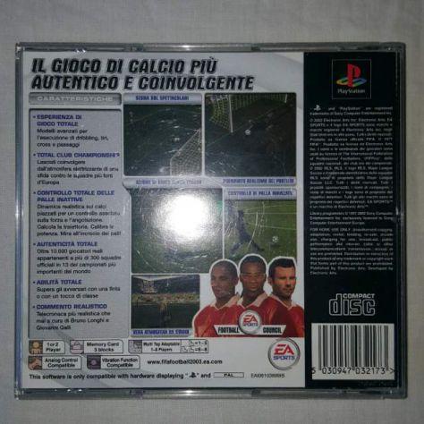 Fifa 2003 - Gioco PS1 - EA Sport - Foto 3