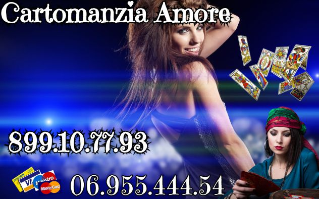 CONSULTI TAROCCHI AMORE- CON LE CARTOMANTI ITALIANE N° 1 IN AMORE