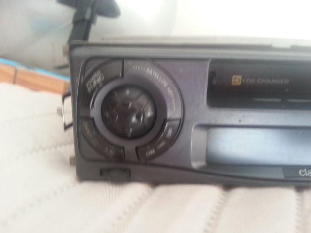 Stereo Radio Cassette Clarion - Foto 2