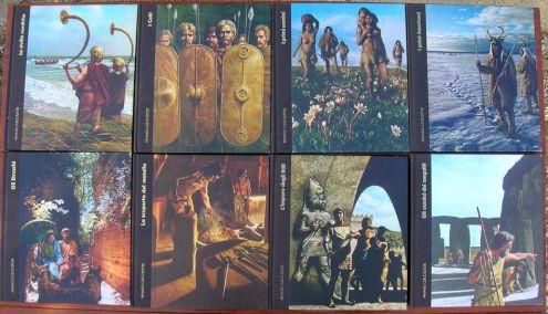 Le origini dell 'uomo Armando Curcio Editore anno 1980 formato 23,5x26,6 co … - Foto 3
