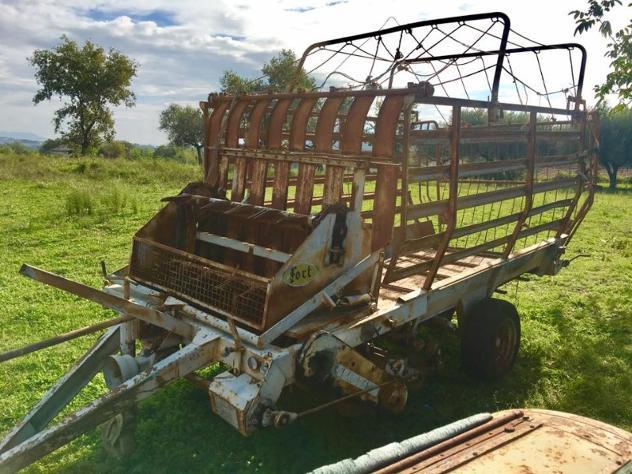 Macchine agricole ABG Mini autocaricante FORT - Foto 3