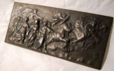 Bronzi a bassorilievo (tre)