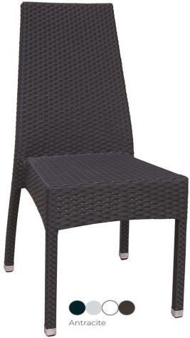 Sedie Alluminio per Esterno Bar Ristorante Cod 8005