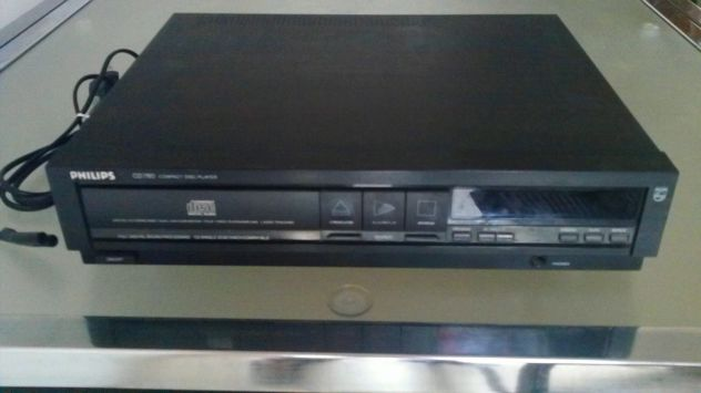 LETTORE STEREO CD PHILIPS mod.CD780 - Foto 2