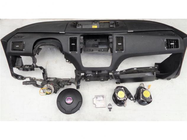 51801207 KIT AIRBAG C/CRUSCOTTO TRW FIAT IDEA (135) 1.3 MULTIJET 16V 90CV (2008)