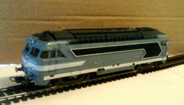Locomotiva diesel lima