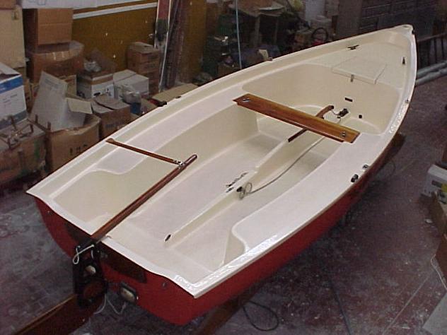 barca a vela ALTRO FUSILLA 4 NUOVA anno 1995 lunghezza mt - Foto 4