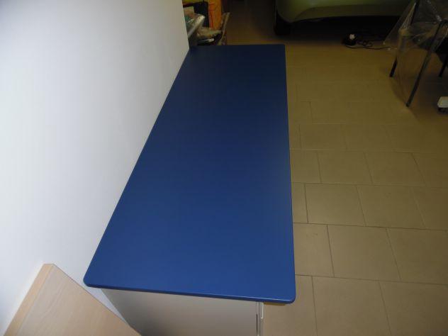 Ripiani In Legno Per Tavoli : Un ripiano per scrivania tavolo come nuovo robusto in legno