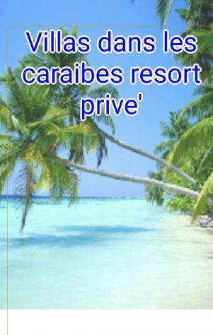 Costruzione ville ai caraibi