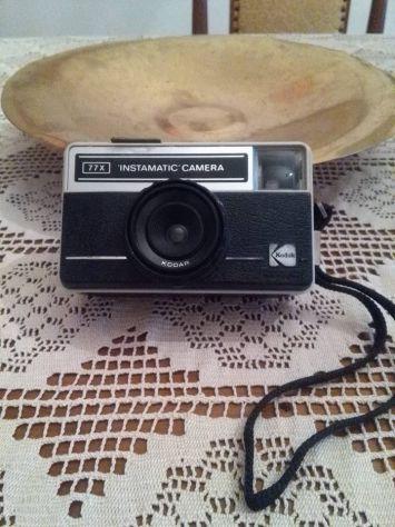 Kodak instamatic 77X 1977