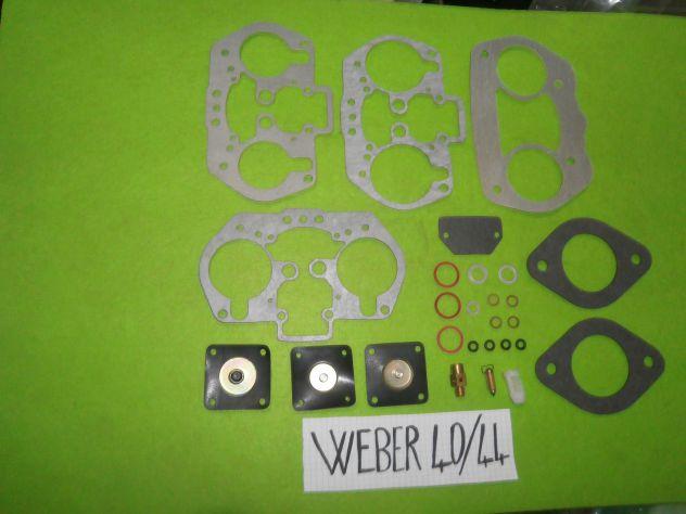 """Kit revisione carburatore Weber 40 44 48 idf    """"Kit repair  Weber 40  … - Foto 3"""
