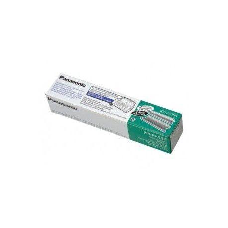 Pellicola Fax Panasonic KXFA55X (2 rotoli) ORIGINALE!!!