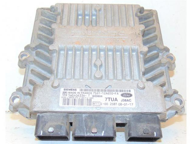 5WS40633AT CENTRALINA MOTORE ECU SIEMENS SID804 FORD FUSION (SERIE 2001) 1. …