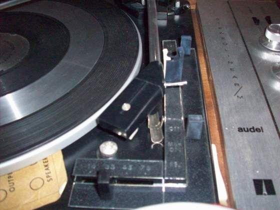 impianto stereo per vinile AUDEL AU70 - Foto 3