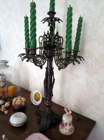 Antica coppia di Candelieri - Foto 2