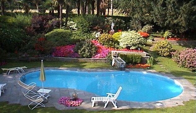 Vendesi prestigiosa villa con piscina, due appartamenti, totalmente arredata. - Foto 10