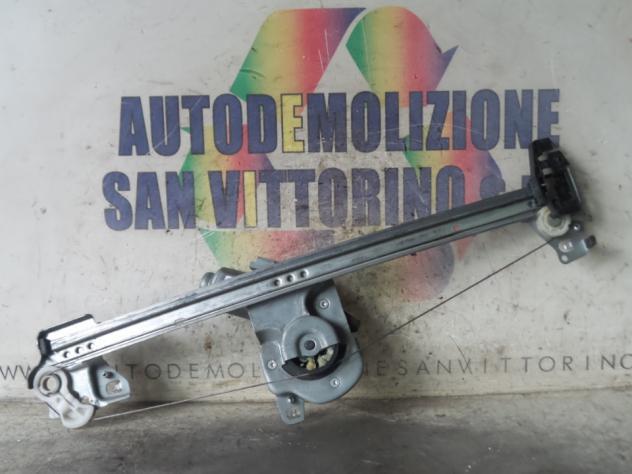 ALZACRISTALLO ELETTR. PORTA ANT. C/MOTORINO DX. CITROEN C3 2A SERIE (09/0511/10) - Foto 3