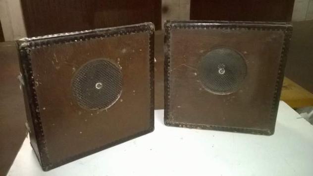 Amplificatore a valigia Geloso del 1956 - Foto 3