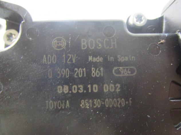 0390201861 MOTORINO TERGILUNOTTO TOYOTA YARIS 1.4 66KW D 5M 3P (2008) RICAM … - Foto 2