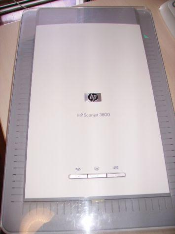 Scanjet HP 3800 (pari al nuovo