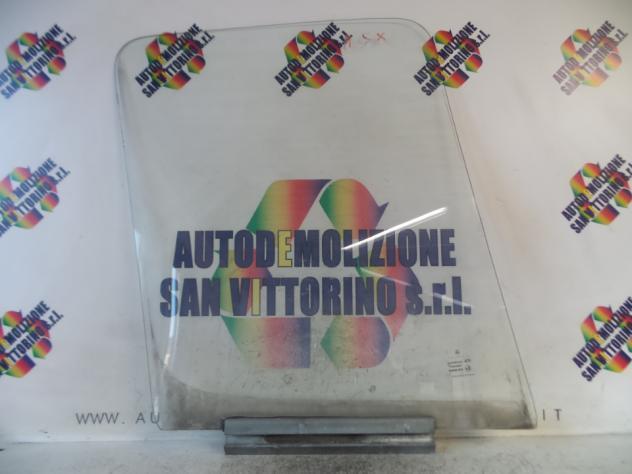 SCENDENTE PORTA CABINA INCOLORE SX. MERCEDES-BENZ SPRINTER 1A SERIE (03/9502/00