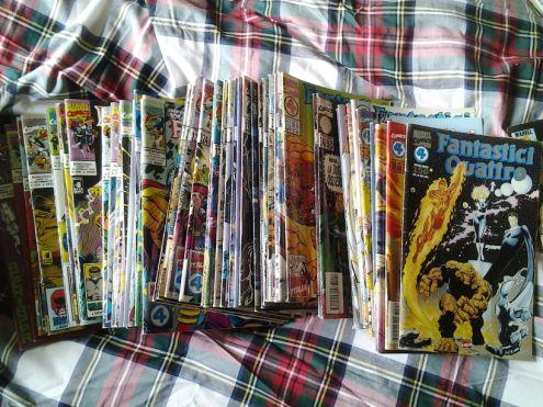 Fantastici quattro star comics n 101 -175 (1993-1999) in perfetto stato