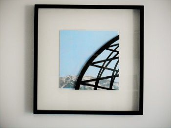 Fotografia d'arte titolo: Paesaggio#40