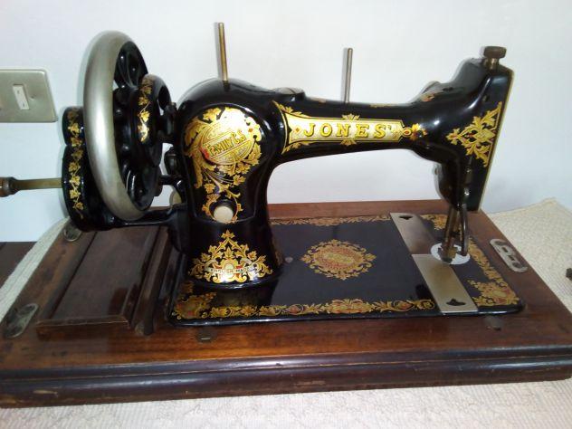 Favolosa Macchina da cucire