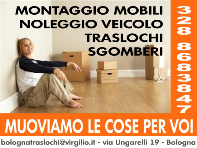 Le tue cose in mani sicure - TRASLOCHI - SGOMBERI - MONTAGGIO MOBILI - Foto 2