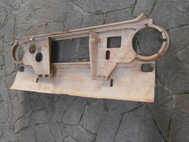 """Calandra anteriore Fiat 124 berlina prima serie """"NUOVA"""" Front pan … - Foto 6"""