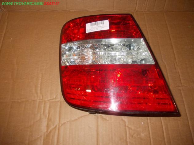 FANALE POST.S.(fino al 11/2003) ROSSO BIANCO FIAT STILO (192-2C/2V)