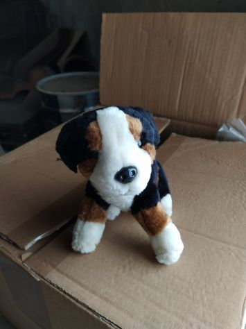 R92 - PELUCHE  CANE THE PUPPY