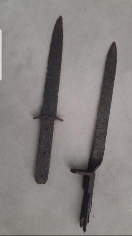 Baionetta e coltello austriaco