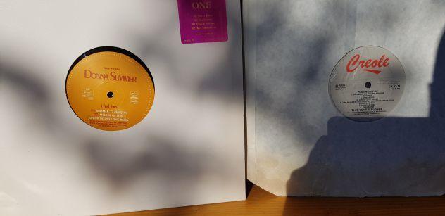 13 LP  progressive-disco vintage - Foto 4