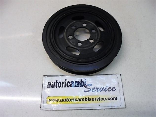 4R8Q-68319-AA PULEGGIA ALBERO MOTORE JAGUAR S-TYPE 2.7 D 5P AUT 152KW (2005 …