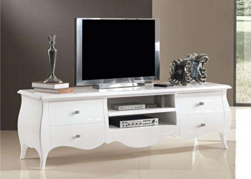 Mobile Tv Bianco Lucido.Porta Tv Bianco Lucido Nuovo Annunci Gorizia