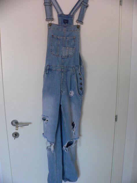 Tuta jeans PEPE JEANS usata