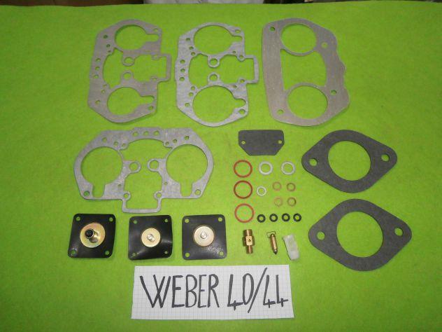 """Kit revisione carburatore Weber 40 44 48 idf    """"Kit repair  Weber 40  … - Foto 6"""