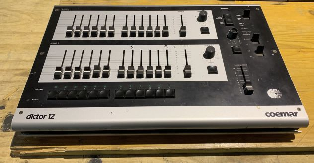 Mixer Luci 12 canali