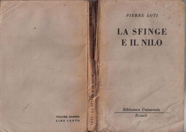 R49 - LA SFINGE E IL NILO