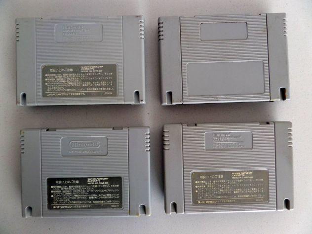 Giochi / cassette Nintendo Super Famicom (vintage) - Foto 6
