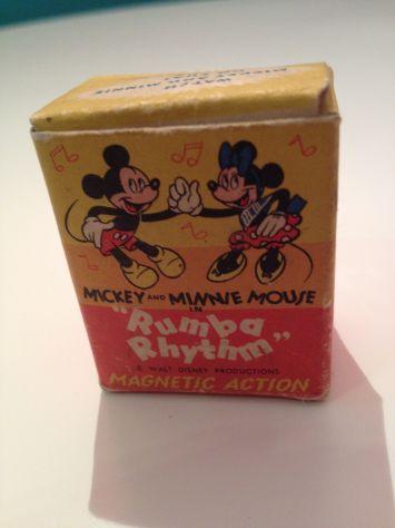 Topolino e Minnie originali Walt Disney anni '60